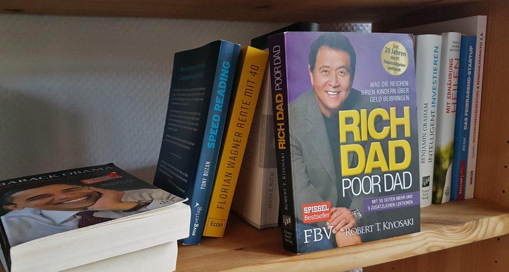 Mein erstes Finanzbuch: Rich Dad Poor Dad